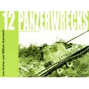 Panzerwrecks 12 - German Armour 1944-45