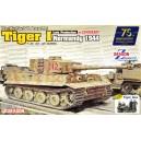 Pz.Kpfw. VI Ausf. E Tiger I Late Production w/Zimmerit (Normandy 1944) + Bonus Tiger Ace