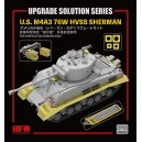 Upgrade Solution for U.S. M4A3 76W HVSS Sherman