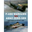 P-40E Warhawk vs A6M2 Zero-sen East Indies and Darwin 1942