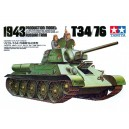 T34/76 1943 Production Model