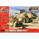British Forces Vehicle Crew