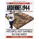 Ardennes 1944 Hitler's last gamble in the west