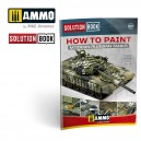 SOLUTION BOOK HOW TO PAINT MODERN RUSSIAN TANKS