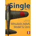 Single No.21: Mitsubishi A6M5 Model 52 Zero