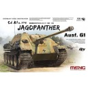 German Tank Destroyer Sd.Kfz. 173 Jagdpanther Ausf. G1