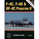 F-4C, F-4D & RF-4C Phantom II