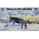 Junkers Ju 87B-2/U4 Stuka