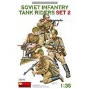Soviet Tank Riders (Set 2)