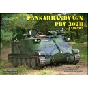 Pansarbandvagn PBV 302B & Variants