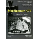 Sturmpanzer A7V - First of the Panzers