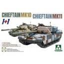 Chieftain MK 10 & Chieftain MK 11 1+1