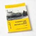 svenska lok och motorvagnar 1/1-1969