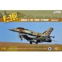 Lockheed-Martin F-16I Sufa 'Storm' Israeli Air Force