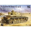 Pz.Kpfw.IV Ausf. F2 & G