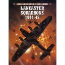 Lancaster Squadrons 1944-45