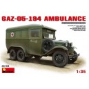 GAZ-05 194 Ambulance