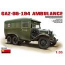 GAZ-05 194 Ambulance