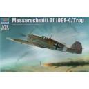 Messerschmitt Bf-109F-4 Tropical