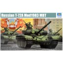 Russian T-72A Mod1983 MBT