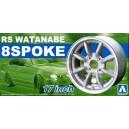 RS Watanabe 8Spoke 17 inch