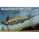 Messerschmitt Bf-109G-2 Tropical