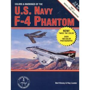 Colors & Markings of the U.S. Navy F-4 Phantom, Part 2