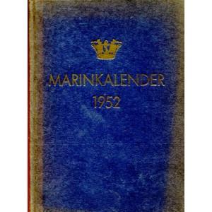 Marinkalender 1952